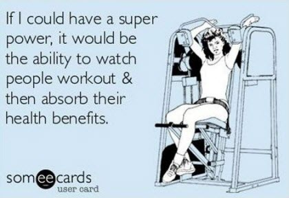 exercise super power More Funny Quotes & Pictures That'll Make You Laugh