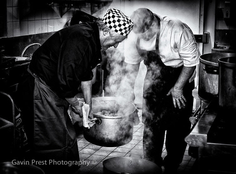 Gavin Prest Photograph Hornsea UK I think thats cooked