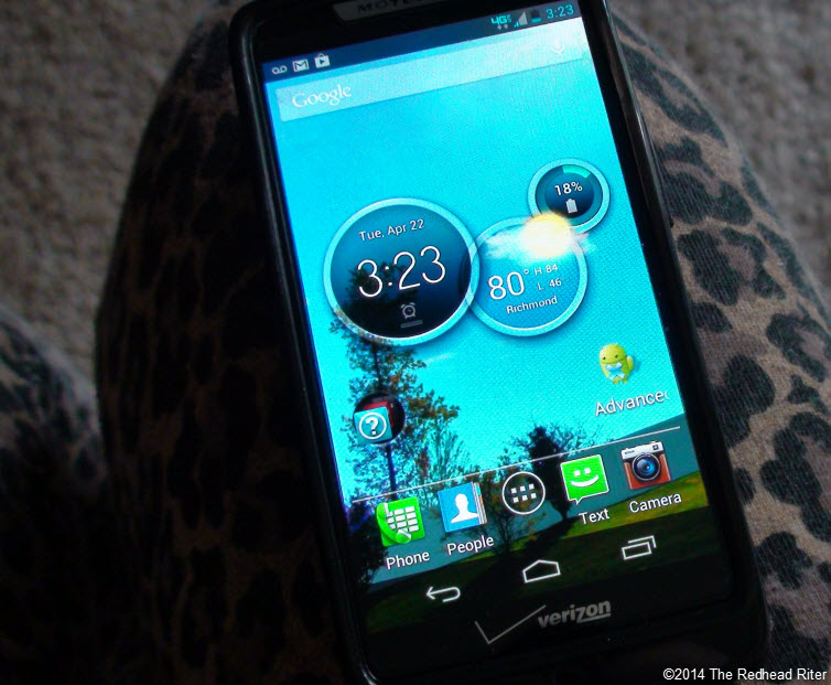 cell phone android technology