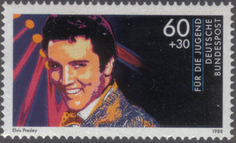 elvis presley stamp quotes