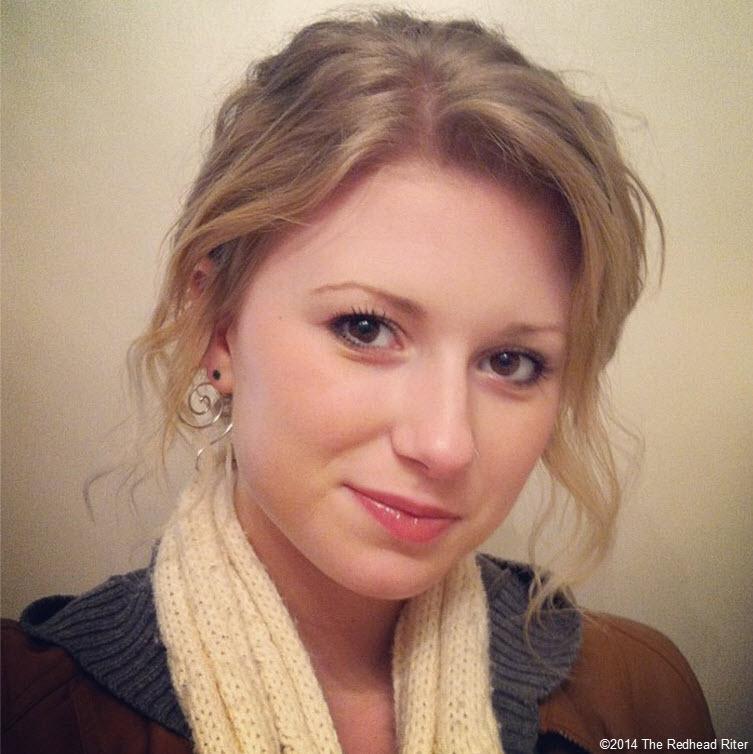 the redhead riters daughter, alyssa