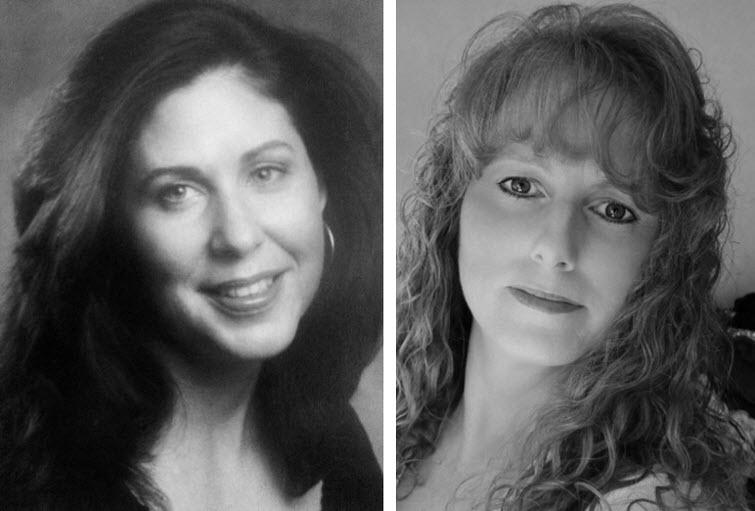 Friends - Joan Oshatz, Sherry Redhead Riter