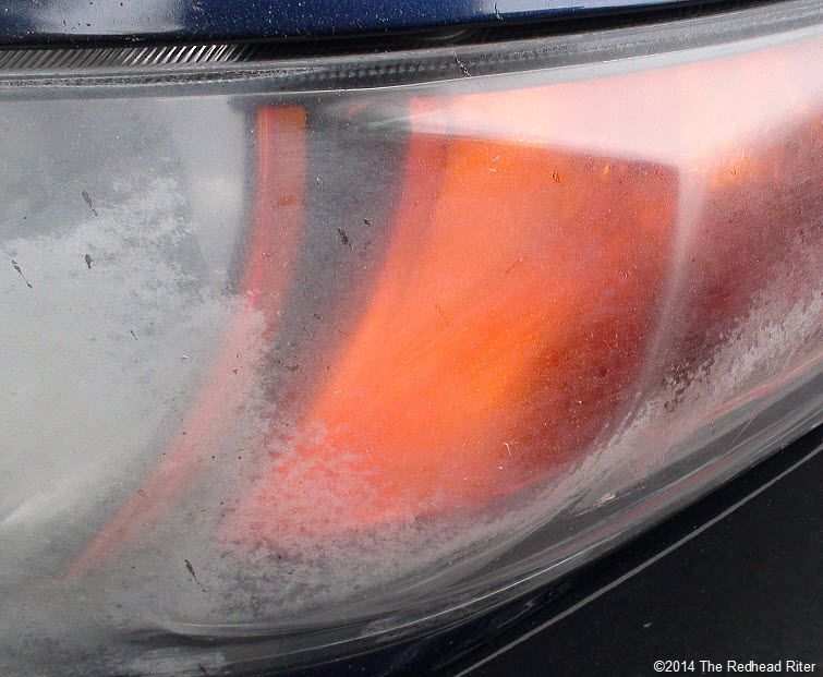 remove haze from car headlights