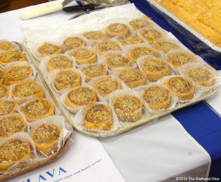Baklava 39th Annual Richmond Greek Festival