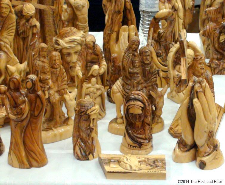 Carved Wood 39th Annual Richmond Greek Festival