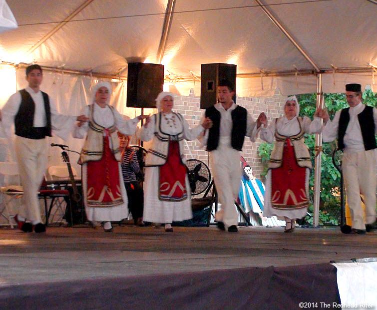Greek Dancers 39th Annual Richmond Greek Festival