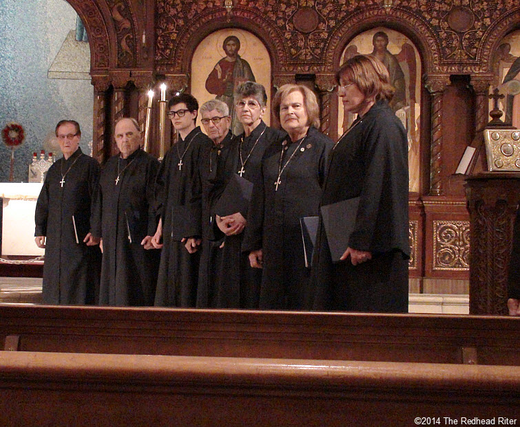 Saints Constantine and Helen Greek Orthodox Cathedral Choir