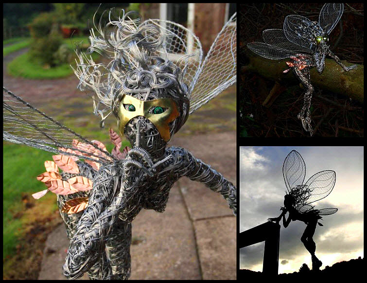 Fantasywire Robin Wight wire fairy the mask