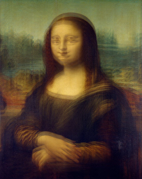 what you see is not what you get mona lisa