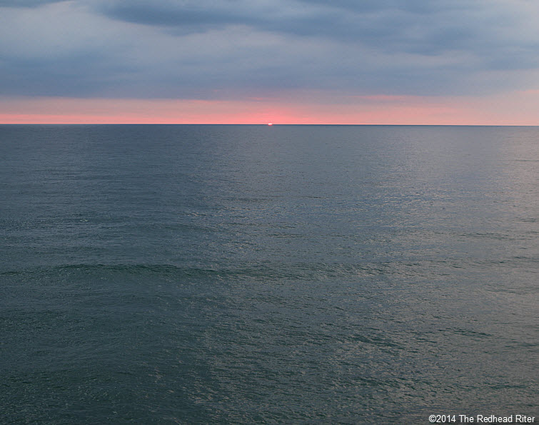 1 Outer Banks NC sunrise beach  2014-07-26 604am