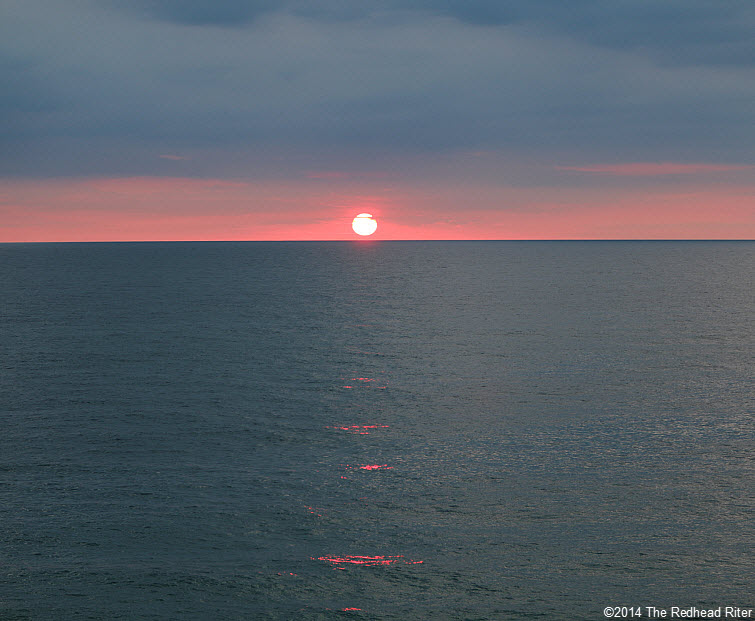 10 Outer Banks NC sunrise beach  2014-07-26 607am