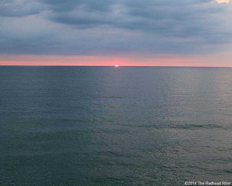 2 Outer Banks NC sunrise beach  2014-07-26 604am