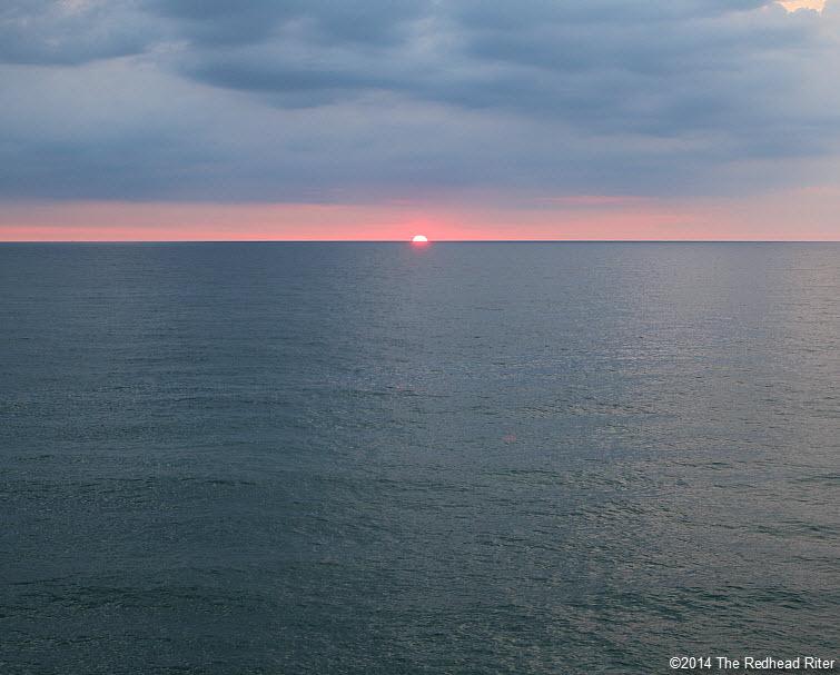 3 Outer Banks NC sunrise beach  2014-07-26 604am