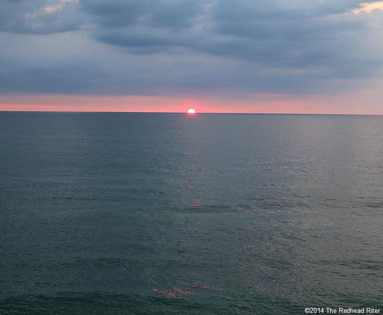 7 Outer Banks NC sunrise beach   2014-07-26 605am