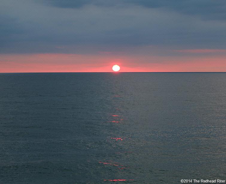 9 Outer Banks NC sunrise beach  2014-07-26 607am