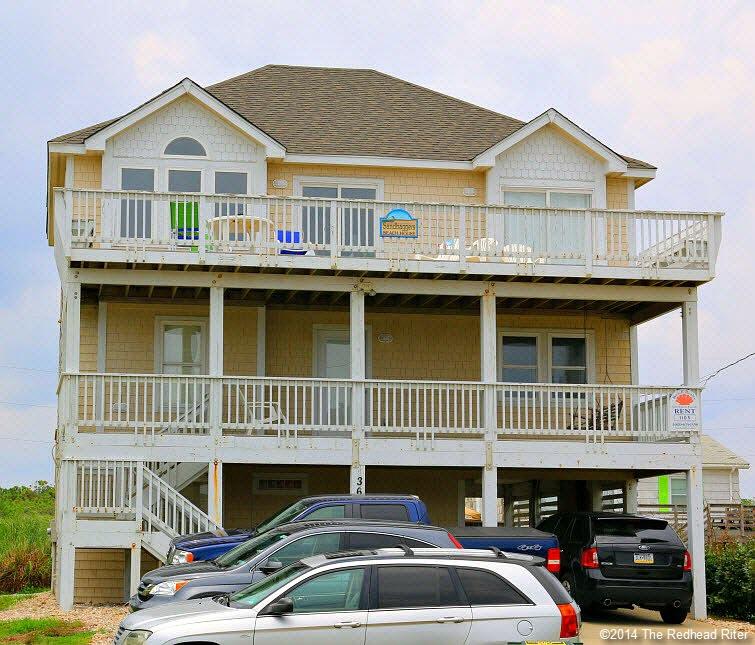 Beach House Outer Banks NC Sandbaggers (10)