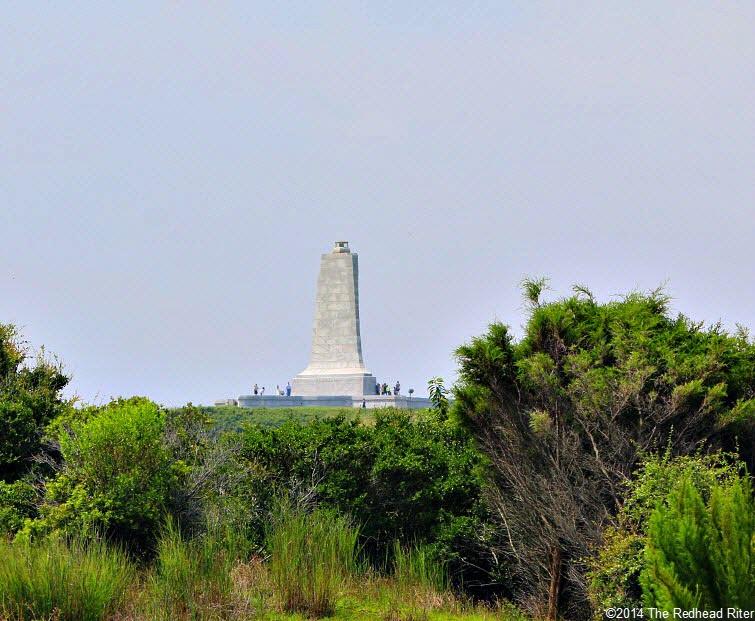 Wright Brothers National Memorial Outer Banks North Carolina
