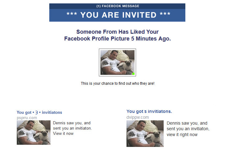 aggressive single men facebook ads privacy issues
