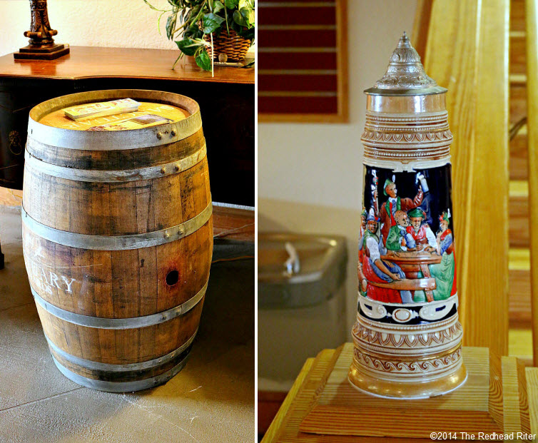 barrel and stein Weeping Radish Outer Banks