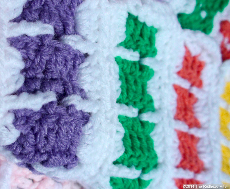 My Crocheted Afghans By Mom 39 Photos