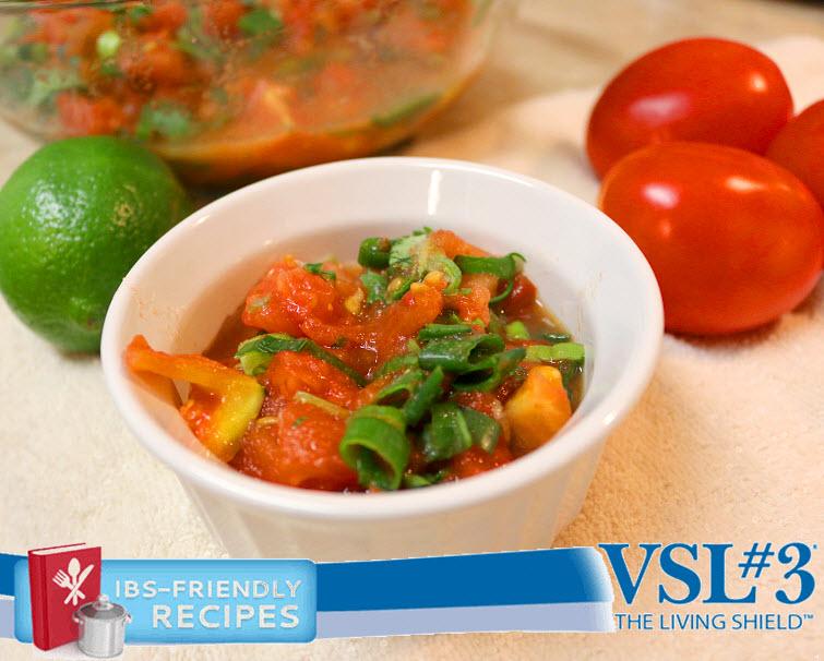 11 Salsa Ranchera VSL#3 IBS Friendly  Recipe overlay