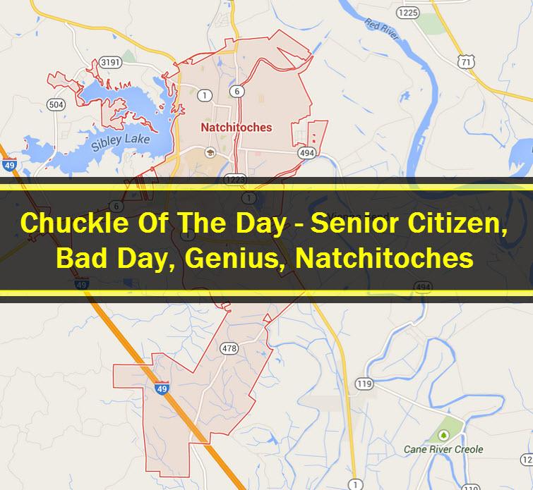 Natchitoches map joke